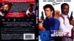 Lethal Weapon 3: Die Profis sind zurück (1992) R2 German Blu-Ray Cover