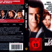 Lethal Weapon 4 - Zwei Profis räumen auf (1998) R2 German Blu-Ray Cover
