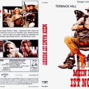 Mein Name ist Nobody (1973) R2 German Blu-Ray Covers