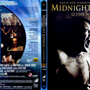 12 Uhr nachts - Midnight Express (1978) R2 German Blu-Ray Covers