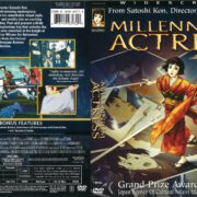 Millennium Actress (2003) R1 Cover