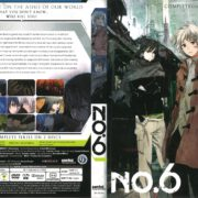 No. 6 Complete Collection (2012) R1 Cover