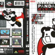 Panda-Z Volume 1 (2005) R1 Cover