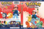 Pokemon Indigo League Volume 1 (2014) R1 Cover