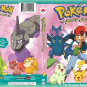 Pokemon Johto Journeys (2015) R1 Cover