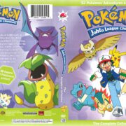 Pokemon Johto League Champions (2016) R1 Cover