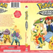 Pokemon Master Quest (2016) R1 Cover