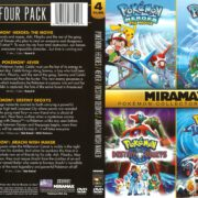 Pokemon Four Pack (2011) R1 Cover