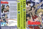 School Rumble Second Semester (2015) R1 Covers