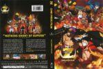 One Piece Film: Z (2016) R1 Cover