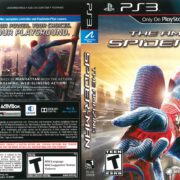 Amazing Spider-Man (2012) PS3 Cover