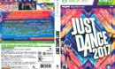 Just Dance (2017) USA Xbox 360 Cover