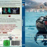 Star Wars: Rogue One (2016) R2 German Custom Blu-Ray Covers