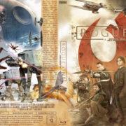 Star Wars Rogue One (2016) R2 German Custom Blu-Ray Cover