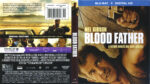 Blood Father (2016) R1 Blu-Ray Cover & Label