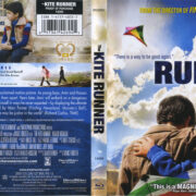 The Kite Runner (2017) R1 Blu-Ray Cover & Label
