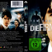 Die Firma (1993) R2 German Blu-Ray Covers & Label