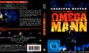 Der Omega Mann (1971) R2 German Blu-Ray Covers & Label