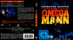 Der Omega Mann (1971) R2 German Blu-Ray Covers & Label