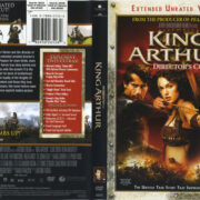 King Arthur (2004) R1 Cover & Label