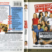American Pie 2 (2001) R1 Cover & Label