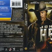 Jonah Hex (2010) R1 Blu-Ray Cover & Labels