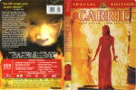 Carrie (1976) R1 Cover & Label
