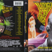Natural Born Killers: Director's Cut (1994) R1 Cover & Label