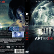 AfterDeath (2015) R2 German Custom Cover & Label