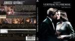 Allied – Vertraute Fremde (2016) R2 German Custom Blu-Ray Cover & Labels
