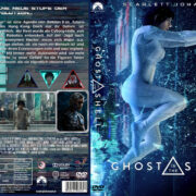 Ghost in the Shell (2017) R2 German Custom Cover & Labels