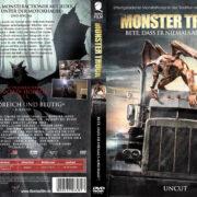 Monster Truck – Bete, dass er niemals ankommt (2014) R2 German Custom Cover & Label
