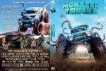 Monster Trucks (2016) R2 German Custom Cover & Labels