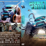 Monster Trucks (2016) R2 German Custom Cover & Labels