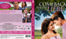 Comeback für die Liebe (2016) R2 German Custom Blu-Ray Cover & Label