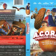 A.C.O.R.N.S: Operation Crackdown (2015) R1 Cover