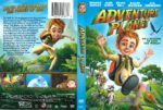 Adventure Planet (2012) R1 Cover