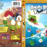 Angry Birds Toons Season 3 Volume 1 (2016) R1 Cover