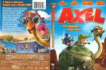 Axel: The Biggest Little Hero (2014) R1 Cover