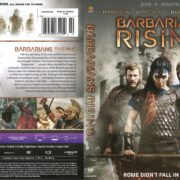 Barbarians Rising (2016) R1 Cover