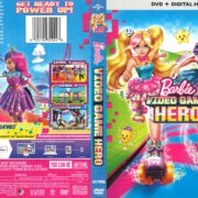 Barbie Video Game Hero (2017) R1 Cover