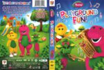 Barney Playground Fun (2017) R1 Cover