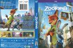 Zootopia (2016) R1 Cover