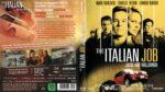 The Italian Job – Jagd auf Millionen (2008) R2 German Blu-Ray Cover & Label