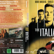 The Italian Job – Jagd auf Millionen (2008) R2 German Blu-Ray Cover & Label
