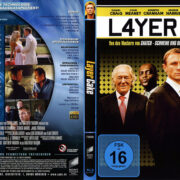 Layer Cake (2004) R2 German Blu-Ray Cover & Label