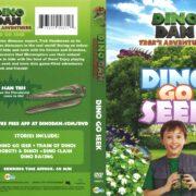 Dino Dan Dino Go Seek (2017) R1 Cover