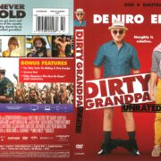 Dirty Grandpa Unrated (2016) R1 Cover