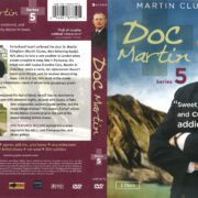 Doc Martin Series 5 (2012) R1 Cover