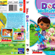 Doc McStuffins Friendship is the Best Medicine (2012) R1 Cover